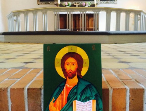 Aften meditation i Hals Kirke