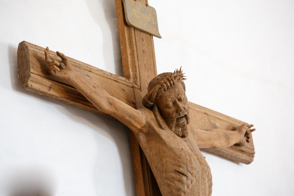 Langfredag - kors fra Hals Kirke