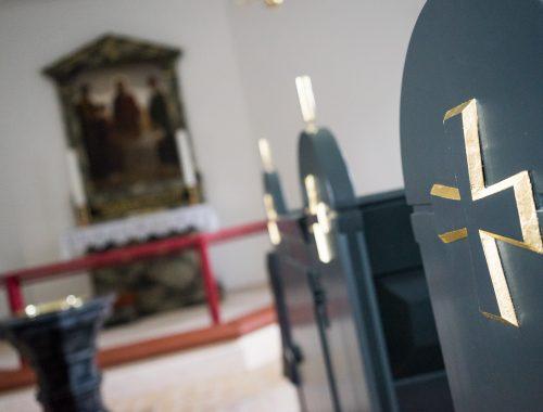 Unique selling point: Kirkerummet er et af dem