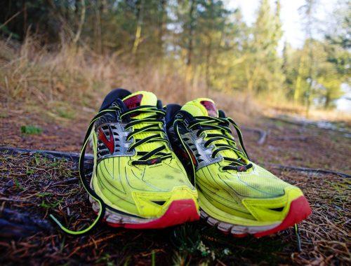 Nytårsforsæt: Løbesko i skoven