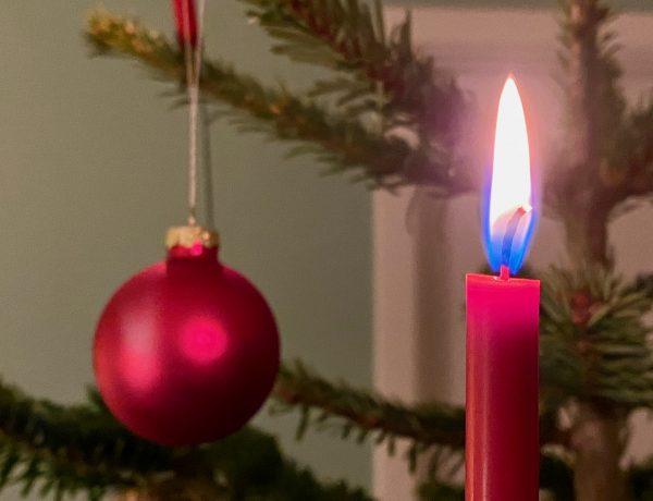 Juletræ - julebøn